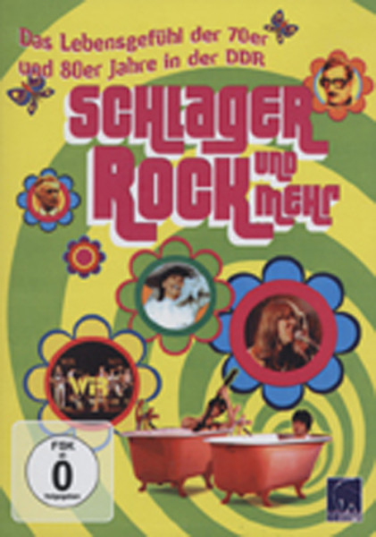 Schlager, Rock und mehr...in der DDR