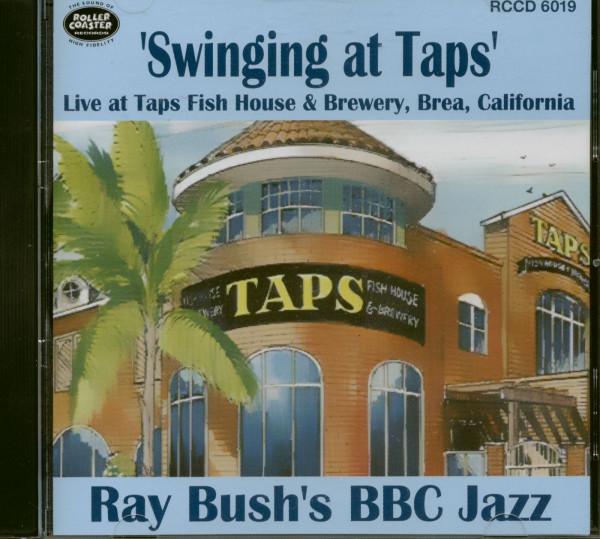 Swinging At Taps (CD)