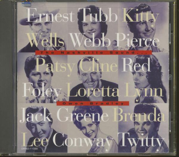 Owen Bradley - The Nashville Sound (CD)