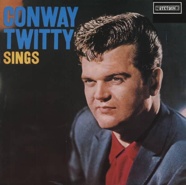 Conway Twitty Sings (1959) reissue Vinyl LP