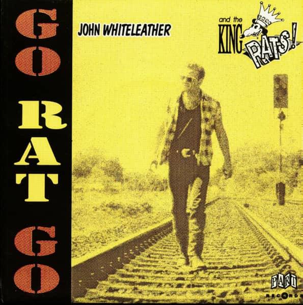 Go Rat Go (7inch, 45rpm, PS)