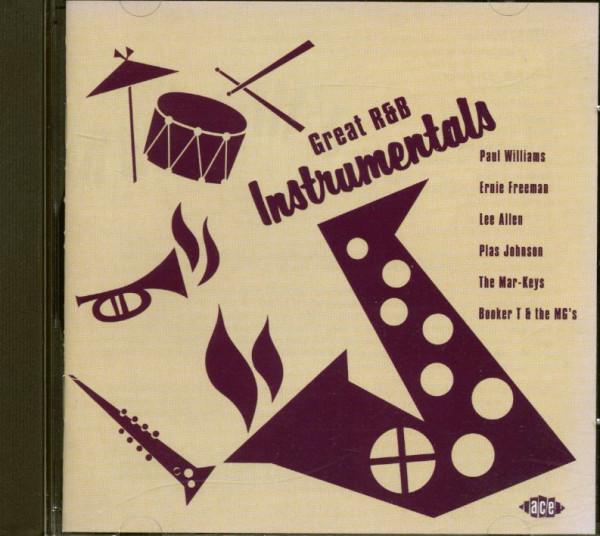 Great R&B Instrumentals (CD)