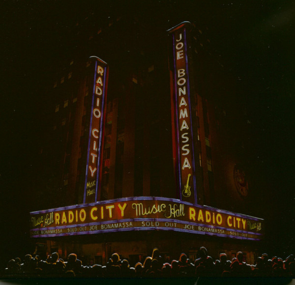 Live At Radio City Music Hall 2015 (CD&DVD)