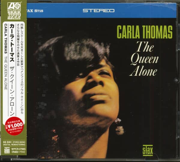 The Queen Alone (CD, Japan)