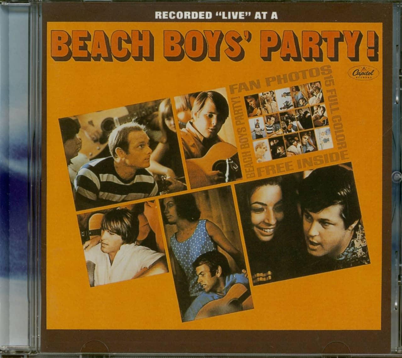 The Beach Boys - Beach Boys´s Party! - Stack-O-Tracks (CD)