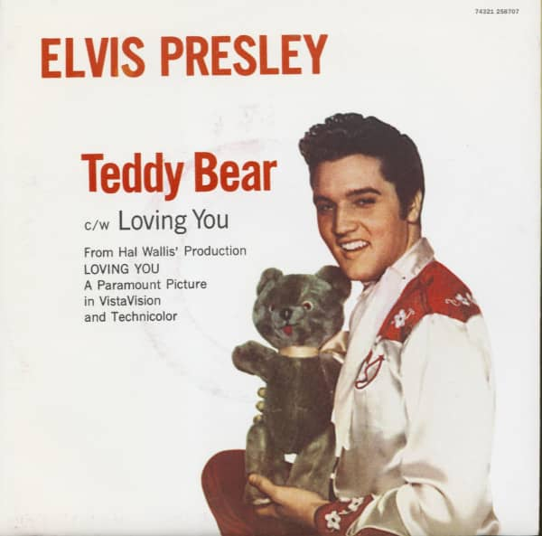 Teddy Bear - Loving You (7inch, 45rpm, PS)