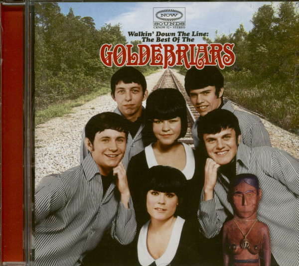 Walkin' Down The Line - The Best Of The Goldebriars (CD)