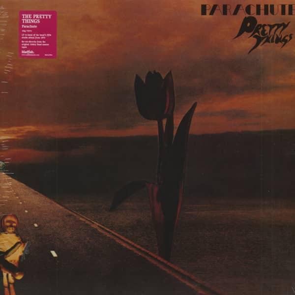 Parachute (LP, 180g Vinyl, Ltd.)