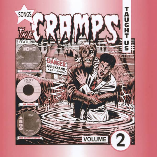 Songs The Cramps Taught Us Vol.2 (LP)