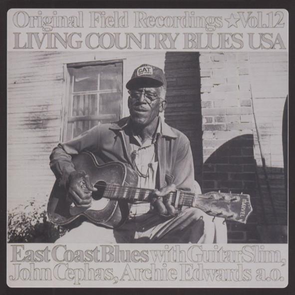 Living Country Blues USA Vol.12