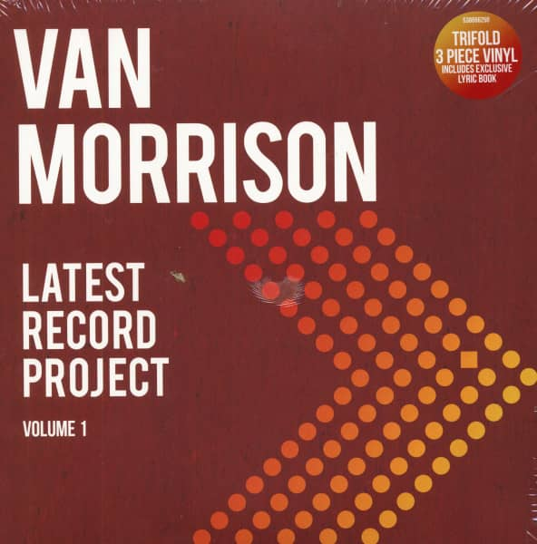 Latest Record Project Vol.1 (3-LP)
