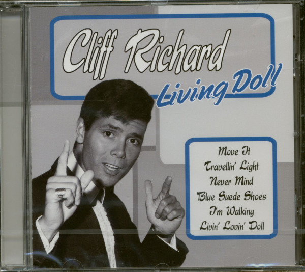 Living Doll (CD)