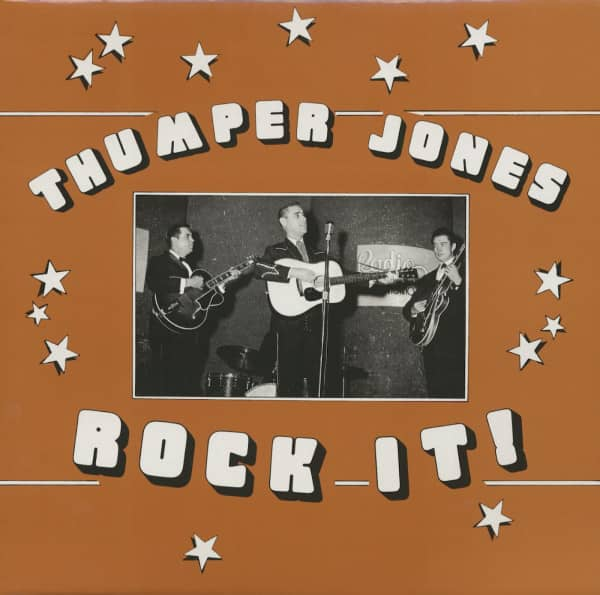 Thumper Jones - Rock It (LP)