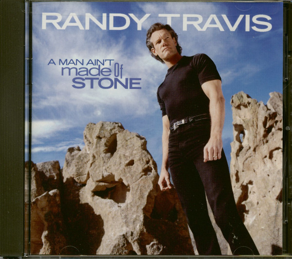A Man Ain't Made Of Stone (CD)