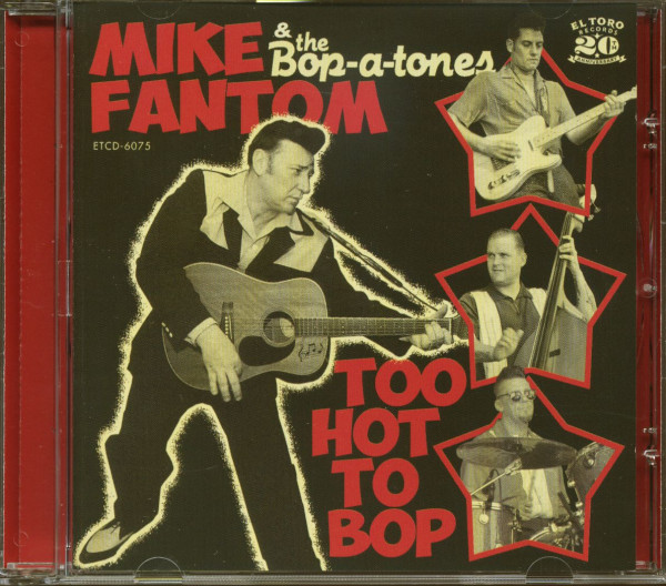 Too Hot To Bop! (CD)