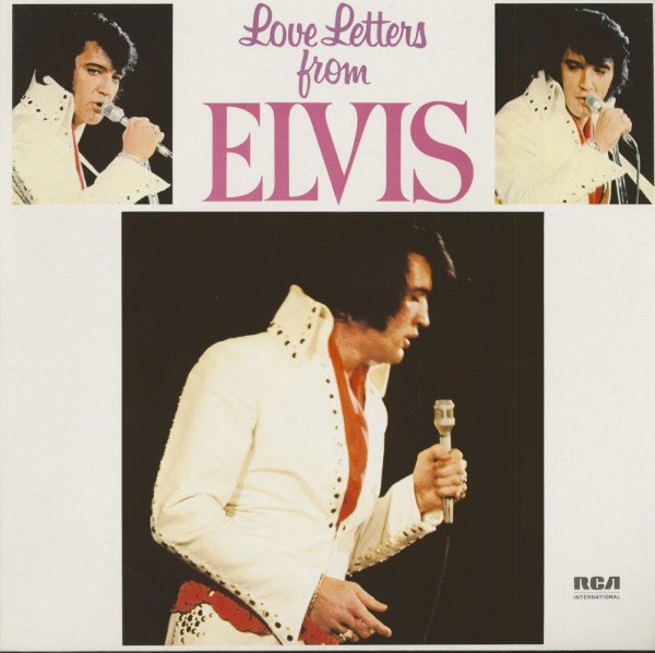 Love Letters From Elvis (LP)