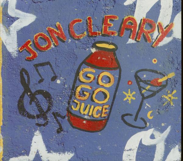 Gogo Juice (CD)