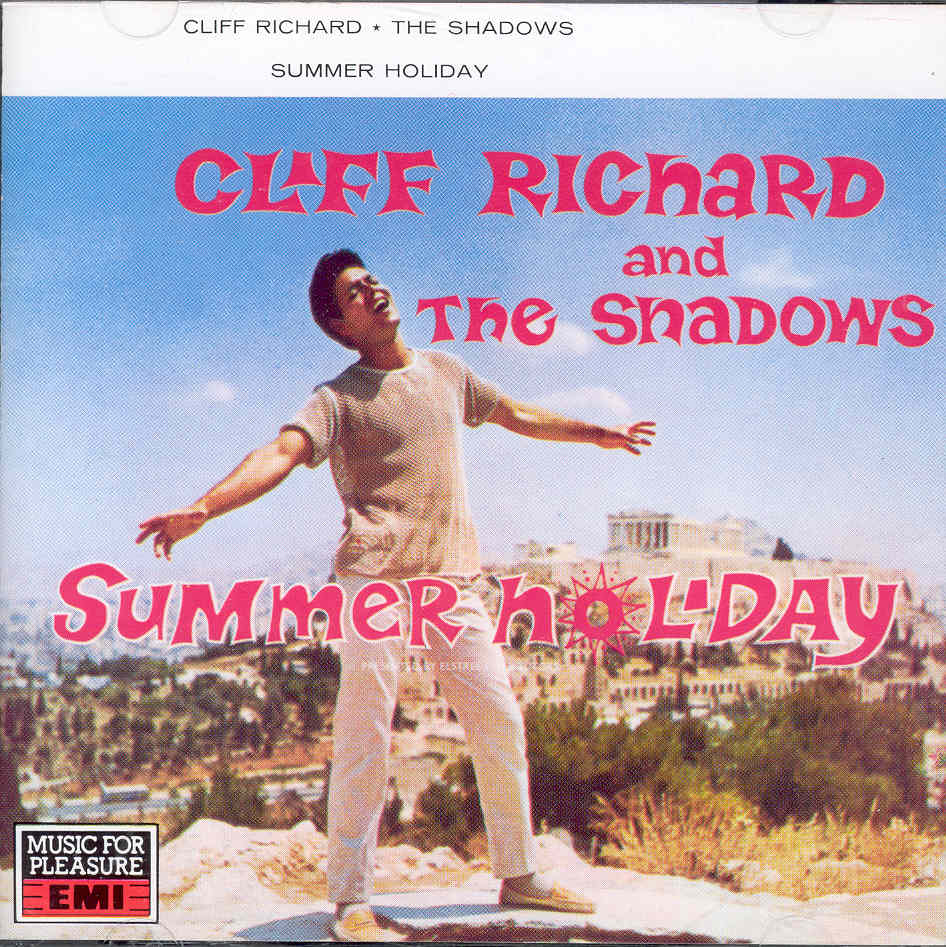 Cliff Richard Cd Summer Holiday Cd Bear Family Records