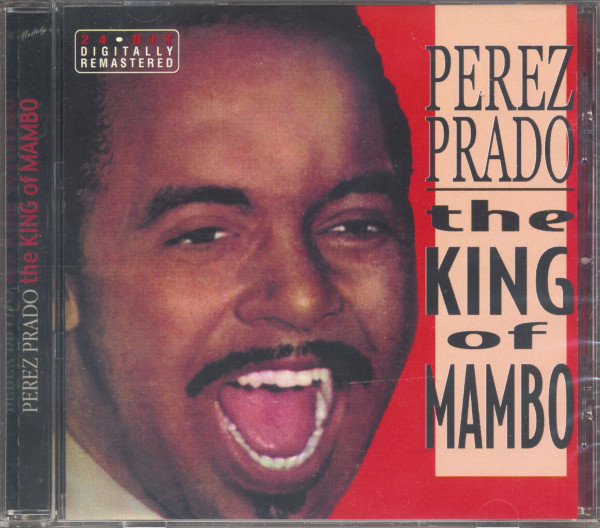 The King Of Mambo (CD)