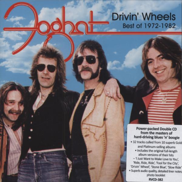 Drivin' Wheels - Best Of 1972-82 (2-CD)