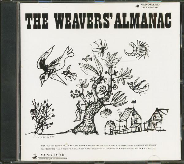 The Weavers' Almanac (CD)