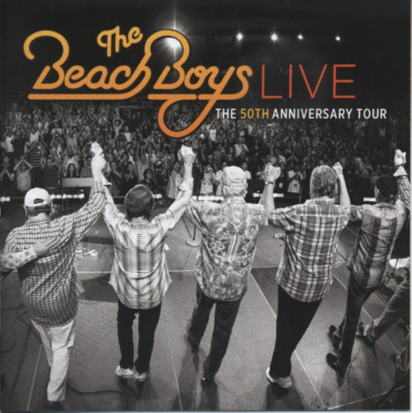 Live: The 50th Anniversary Tour (2-CD)
