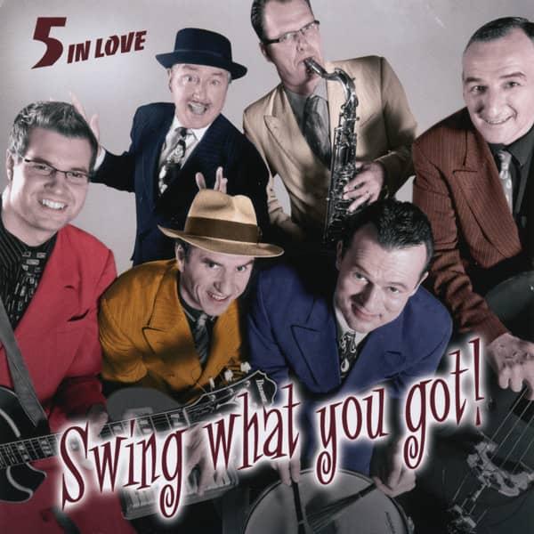 Swing What You Got! (2010)