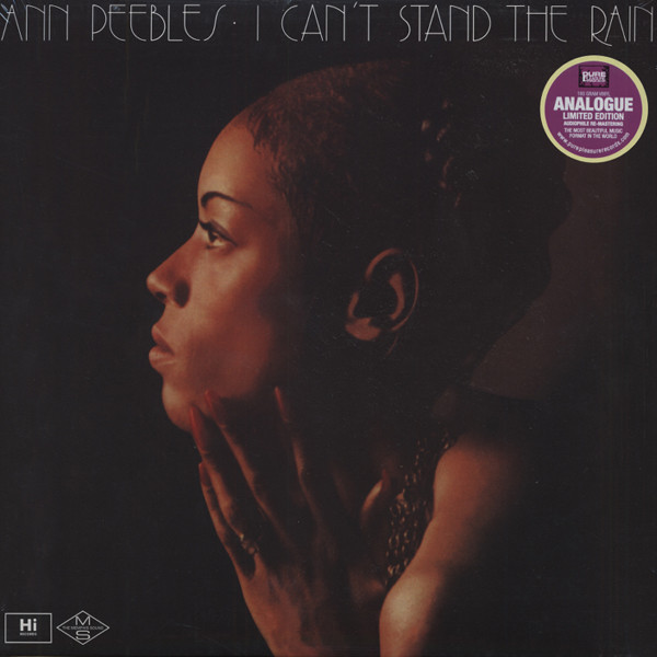 I Can't Stand The Rain (1973) 180g Vinyl
