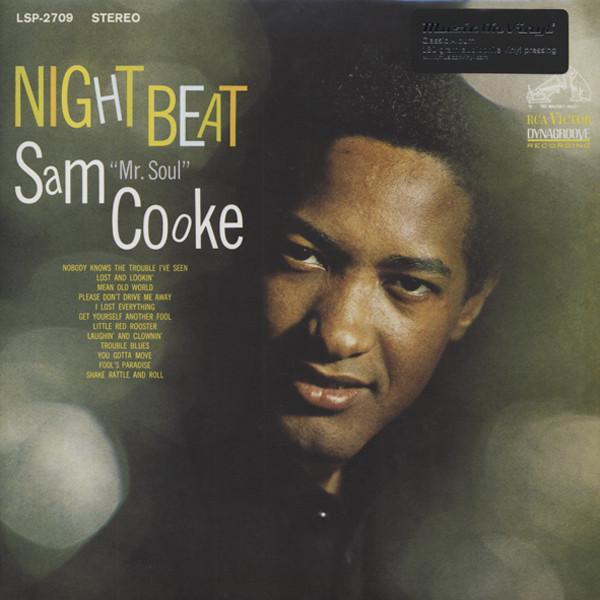 Night Beat (1963) - 180g Vinyl