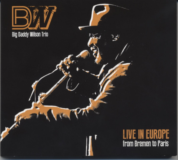 Live In Europe - From Bremen To Paris