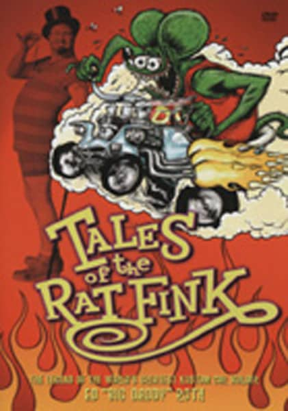 Tales Of The Rat Fink (0) Ed 'Big Daddy' Roth