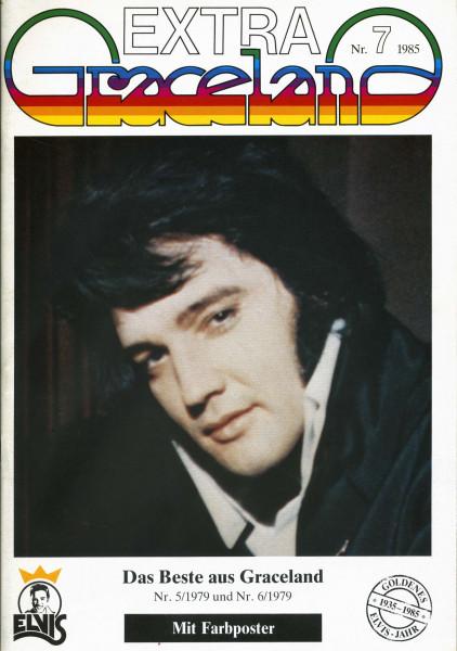 Graceland Extra Magazin Nr.07 - 1985