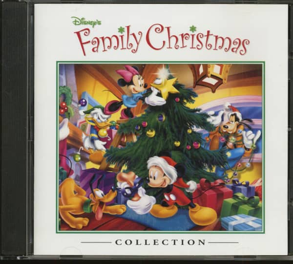 Disney's Family Christmas Collection (CD)