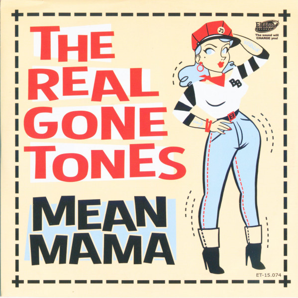 Mean Mama (EP, 7inch, 45rpm, PS)