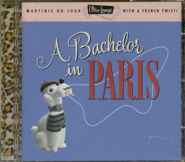Vol.10, Ultra Lounge - Bachelor In Paris (CD)