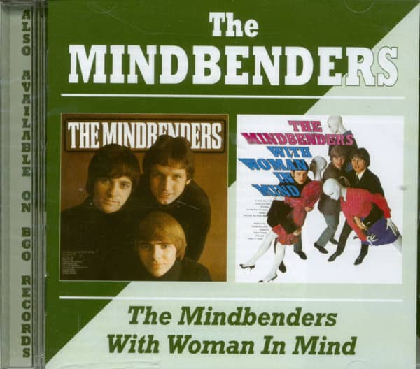 The Mindbenders - With Woman In Mind (CD)
