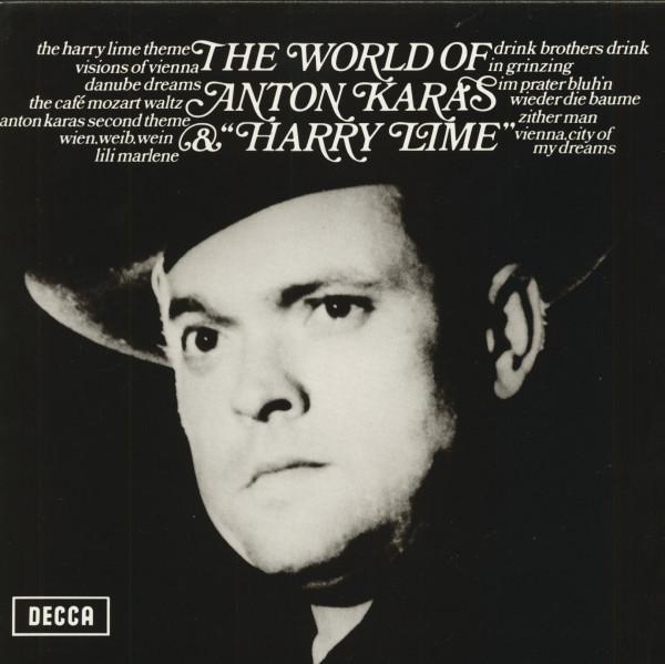The World Of Anton Karas & Harry Lime (LP)