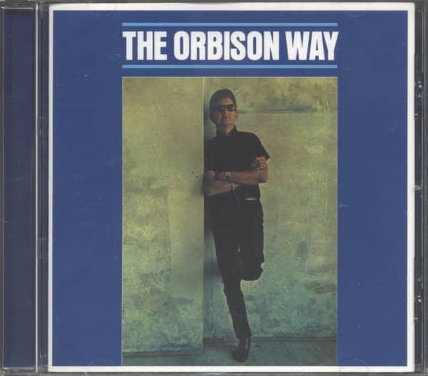 The Orbison Way (CD)