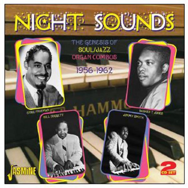 Night Sounds - The Genesis Of Soul-Jazz Organ Combos (2-CD)