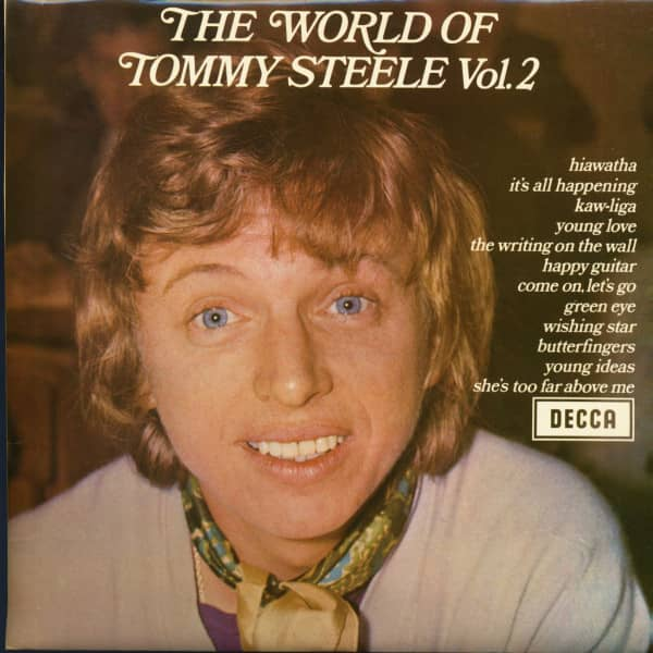 The World Of Tommy Steele, Vol.2 (LP)