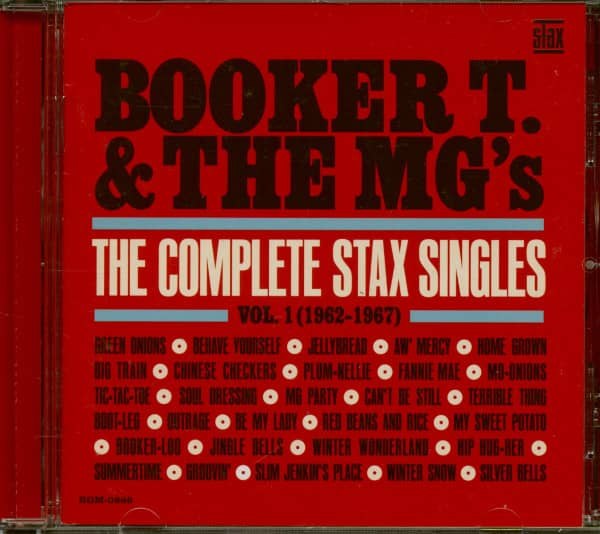 The Complete Stax Singles Vol.1 1962-1967 (CD)