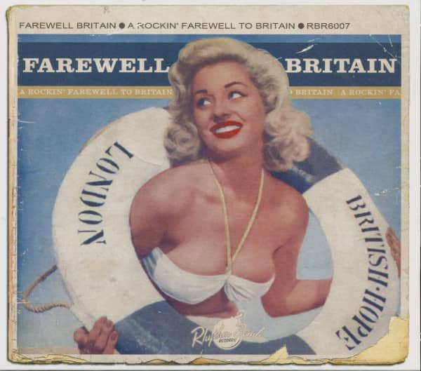 Farewell Britain - A Rockin' Farewell To Britain (CD)