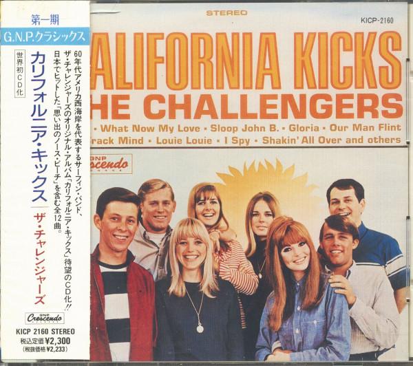 California Kicks (CD, Japan)