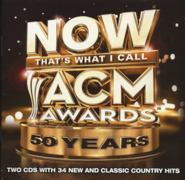 Now That's What I Call ACM Awards: 50 Years (2-CD)