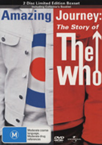 Amazing Journey: Story Of The Who (2-DVD)(2)