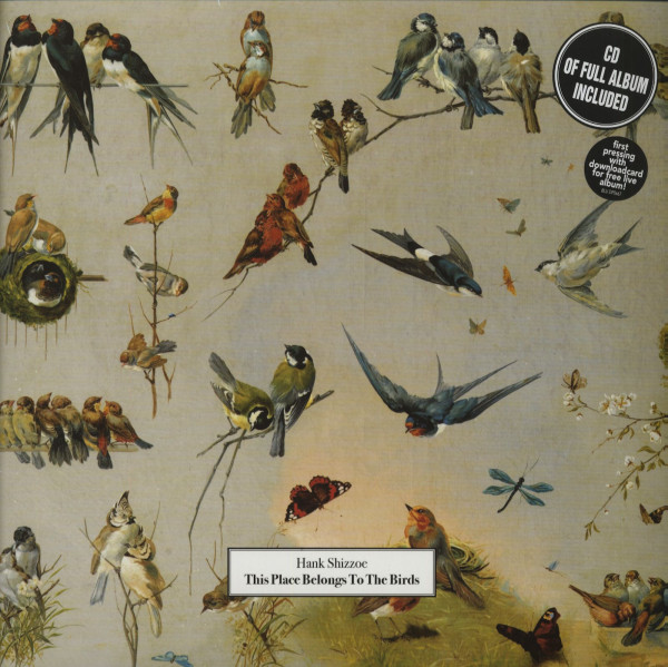 This Place Belongs To The Birds (incl. CD)