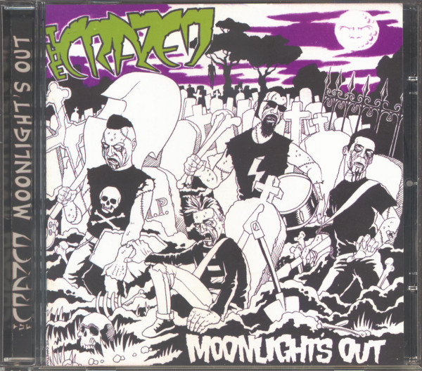 Moonlight's Out (CD)