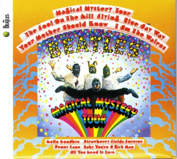 The Beatles Cd Magical Mystery Tour Stereo Remaster Ltd Deluxe