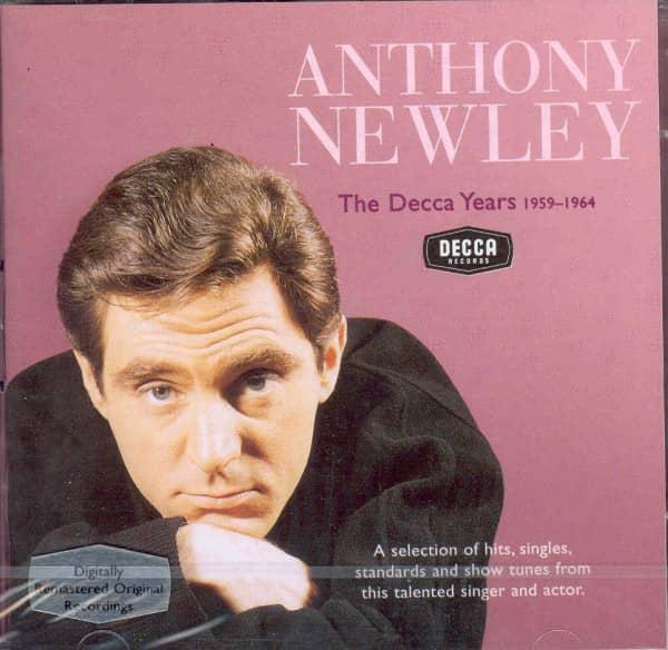 The Decca Years 1959-64 2-CD