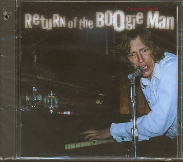 Return Of The Boogie Man (CD, Cut-Out)